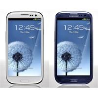Samsung Galaxy S İii Tanıtıldı