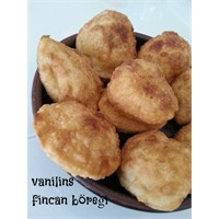 Vanilinsten Fincan Böreği