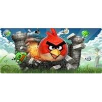 Sevilen Oyun Angry Birds'in Çizgi Filmi Geliyor