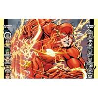 The Flash Koşmaya Başlayacak