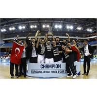 Beşiktaş Avrupa Şampiyonu