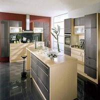 High Gloss Mutfak Dolapları