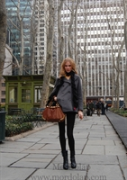 New York Moda Haftasında Bir Türk