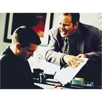 Patronunuzla Konuşurken Sık Yapılan Hatalar