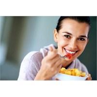 Kilo Kaybını Yiyerek Hızlandırın