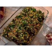 Şik Ve Leziz Arpa Şehriye Salatası