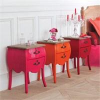 Klasik Mobilyalarınızı Renklendirerek Yenileyin!