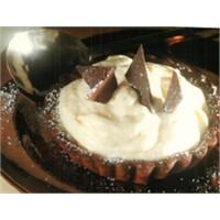 Beyaz Çikolatalı Tart