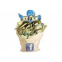 Sosyal Medyadaki Paylaşımlarınızla Para Kazanın!