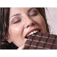 Çikolatayla Stresinizi Atın.