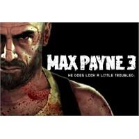 Max Payne 3 Ön Siparişi Başladı