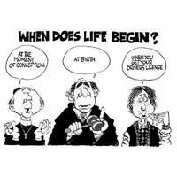 Yaşam Ne Zaman Başlar