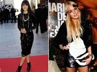Kadife Elbise Modelleri 2009 – 2010