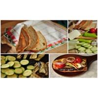 Patlıcan Kabak Biber Tava
