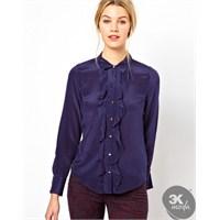 Gömlek Aşkı : Fırfırlı Gömlek Tutkusu