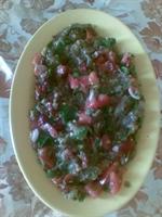 Hatayın Meşhur Patlıcan Salatası