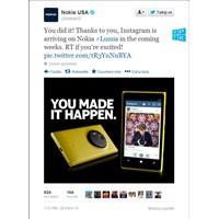 Nokia İnstagram'a Ait Görseller Yayınladı
