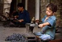 Yürek Yakan Tablo - Çocuklar Çalışıyor, Büyükler İ