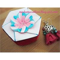 Kendin Yap: Çiçek Kutu Diy