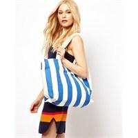 Plaj Modası İçin En Renkli Çantalar