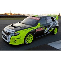 Puma'nın Subaru İmpreza Wrx Sti Videosu