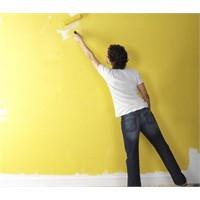 Duvarlarda Renk Seçimi