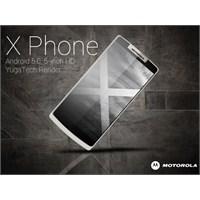 Moto X Phone'un Özellikleri İnternete Düştü!