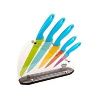 Renkli Kişiliğinizi Yansıtabileceğiniz Bıçak Setle