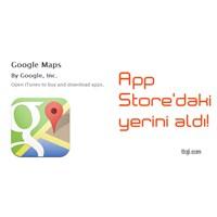 Google Maps'in İos Uygulaması Yayınlandı [Video]