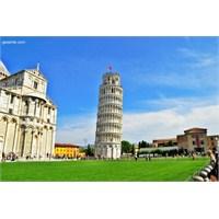 Pisa Kulesi Ve Floransa'da Bir Gün..
