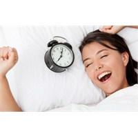 Daha Güzel Uyanmak İçin Öneriler