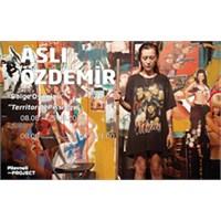 """Aslı Özdemir'den Retro Sergi """"Bölge Oyunları"""""""