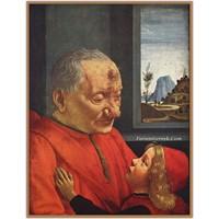 İtalyan Rönesans Ressamı | Domenico Ghirlandaio