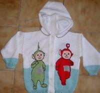 Kapşonlu Bebek Hırka Modelleri