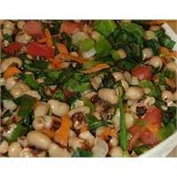 Pratik Taze Börülce Salatası