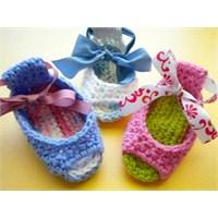 Küçük Hanımlara Sandalet