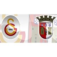 Galatasaray 0 – 2 Braga ( 02/10/2012 )