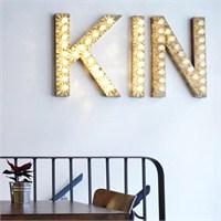 Kai Design'dan Londra'da Kin Restaurant Aydınlatma
