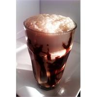 Basit Çikolatalı Milkshake