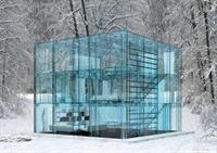 İlginç Tasarımlı Ev