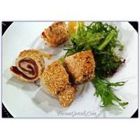 Tavuk Sarma | Tahinli Ve Pastırmalı