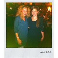 İstanbul'dan Bir Heidi Happy Geçti
