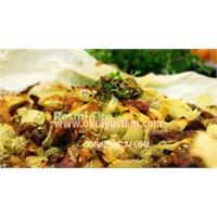 Oktay Ustadan Taze Kekikli Kağıt Kebabı