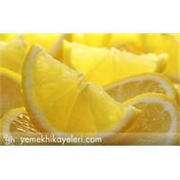 Limonu nasıl saklarsınız