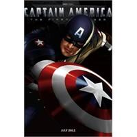 Kaptan Amerika Temmuz Ayında Bizlerle