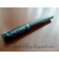 L'oréal Super Liner Carbon Gloss