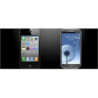 Yeni İphone 5 Ve Galaxy S3 Ayrıntılı Karşılaştırma