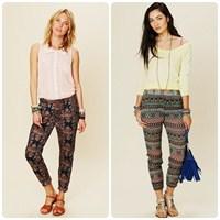İlham Perisi: Şalvar Pantolonlar Nasıl Kombinlenir