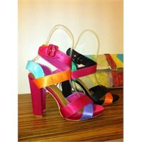 Kaktüs Ayakkabı Modelleri