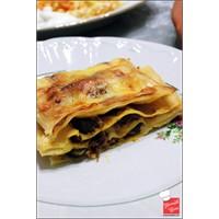 Yemek Cini - Mantarlı & Tavuklu Lazanya